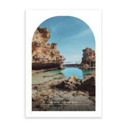 Bridgewater Bay 2 Travel Poster